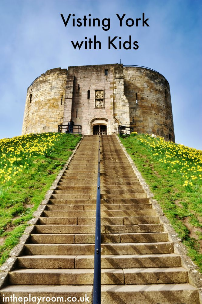 Visting York with kids. Where to stay, what to do - tips for your family friendly visit