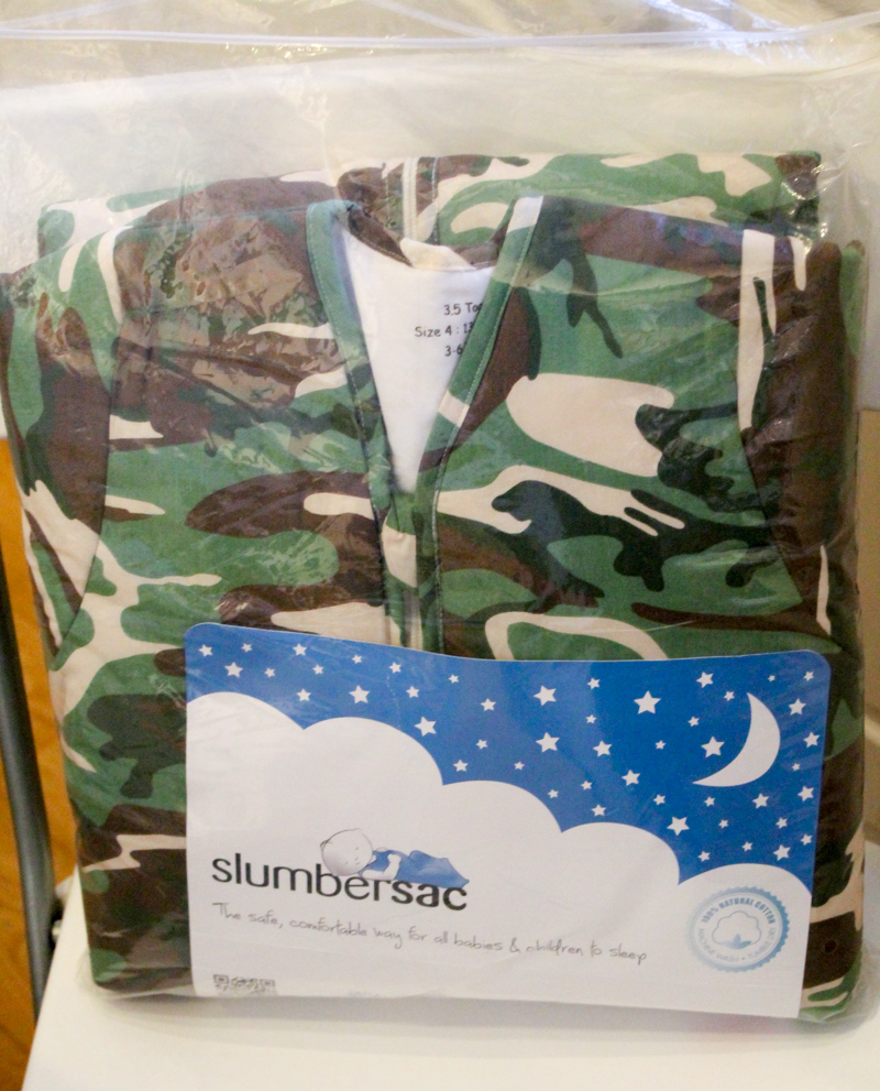 slumber sac kids sleeping bag