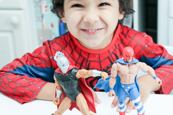 WWE Create and customise a superstar range figures
