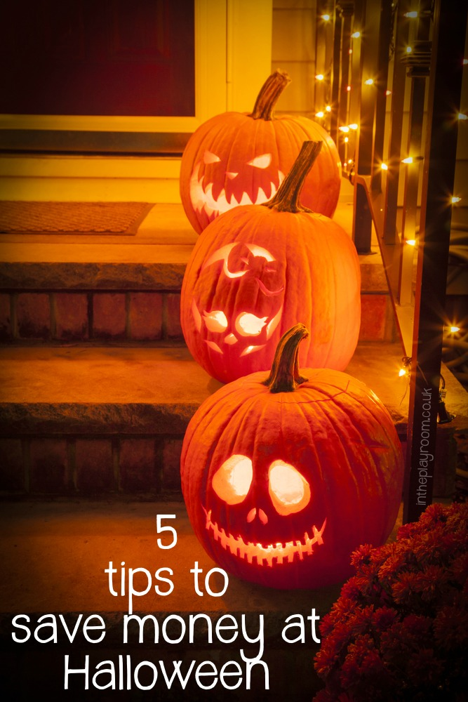 5 ways to save money this Halloween