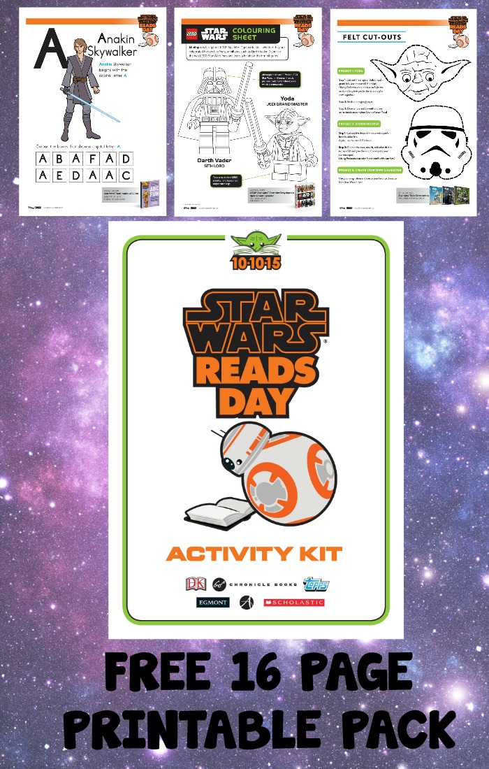 photograph regarding Free Printable Birthday Chronicle named Printable Star Wars Recreation Sheets - Inside of The Playroom