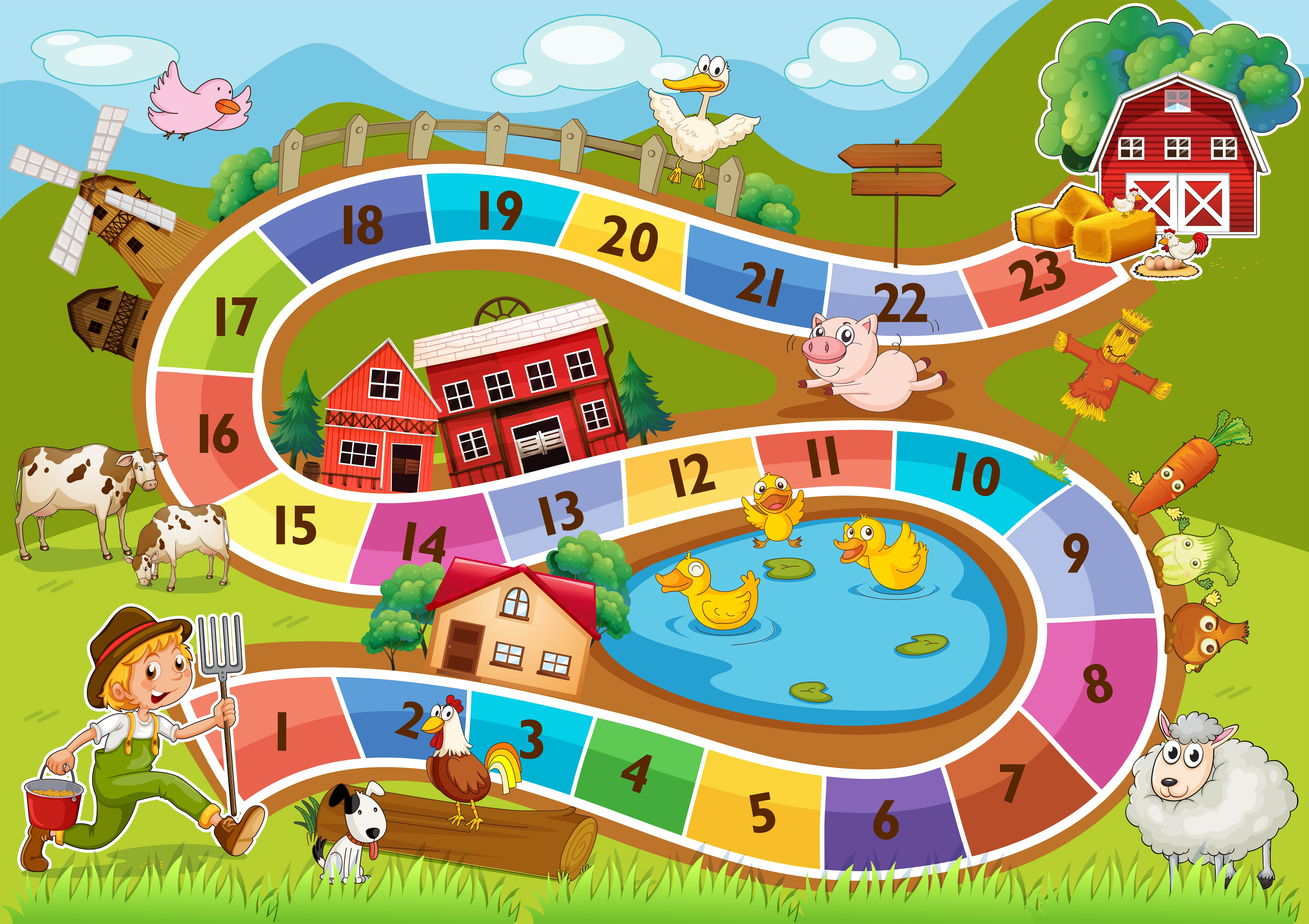 What Do Children Learn By Playing Board Games