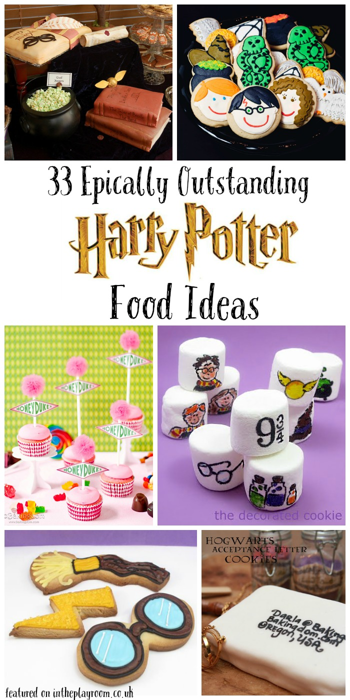 33 epically outstanding harry potter food ideas in the playroom 33 epic outstanding harry potter food ideas for a harry potter party forumfinder Images