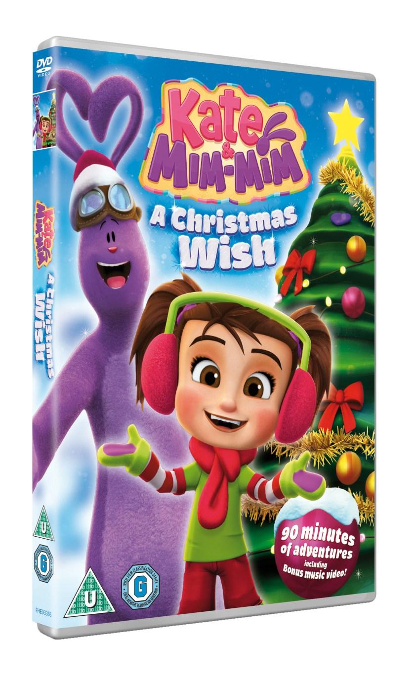 Kate and mIM mIM CHRISTMAS dvd