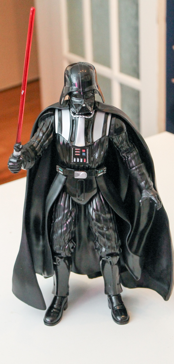 Star Wars talking Darth Vader figure