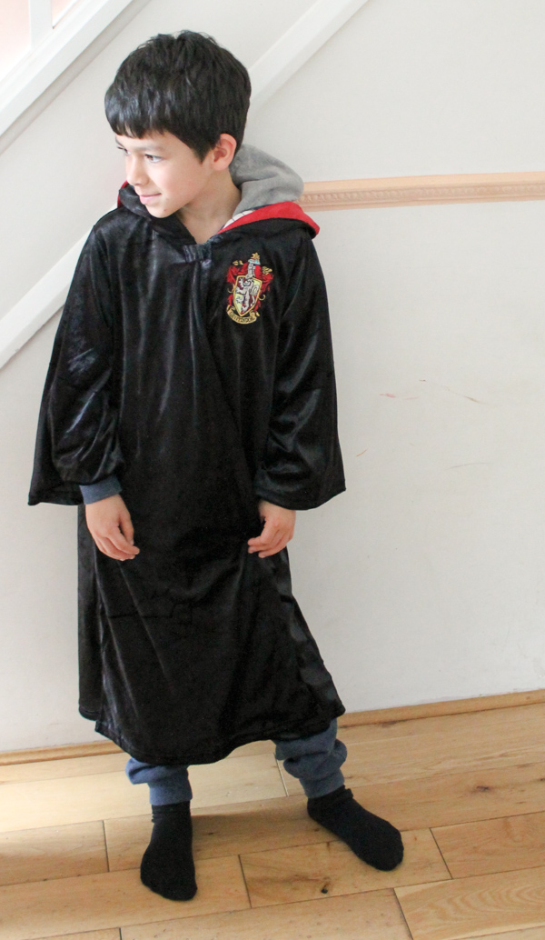 harry potter gryffindor costume