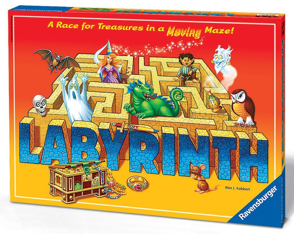 labyrinth game from Ravensburger