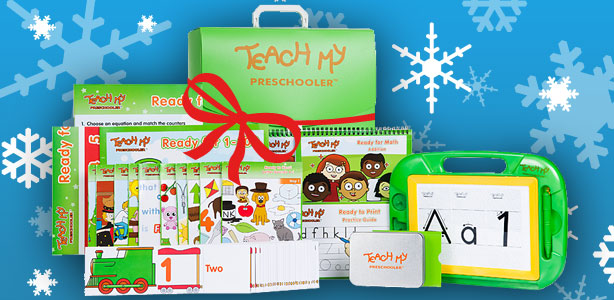 teach my preschooler kit