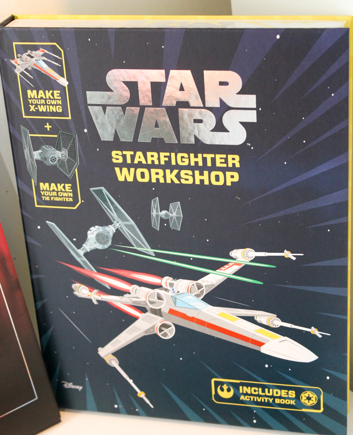 starwars star fighter workshop