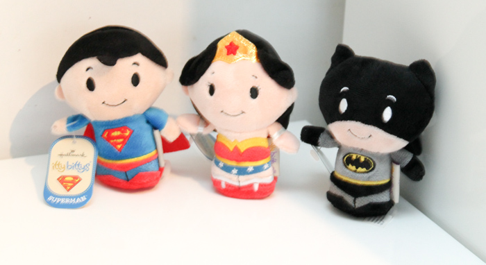 itty bittys the justice league