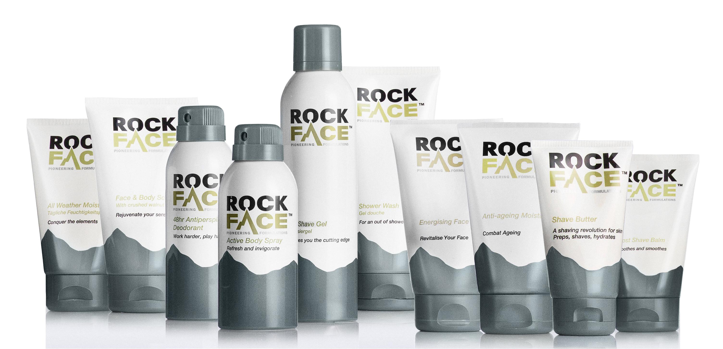 Rockface range shot