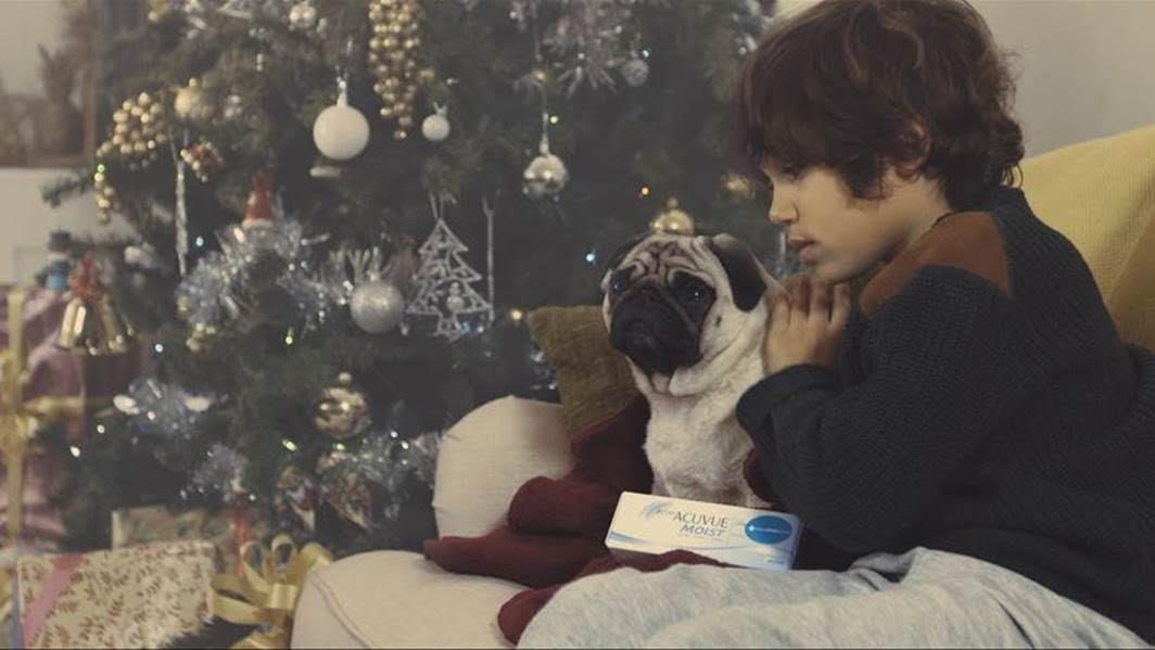 A Pug's Christmas