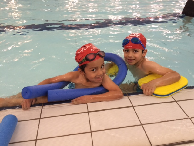Swimming Lessons at Everyone Active