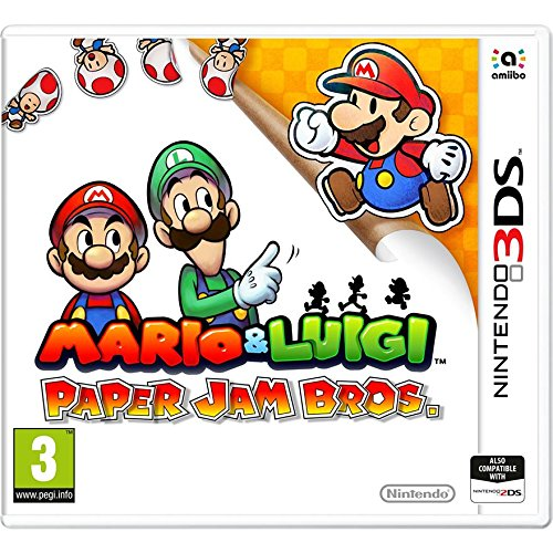 Mario & Luigi Paper Jam Bros on Nintendo 3DS