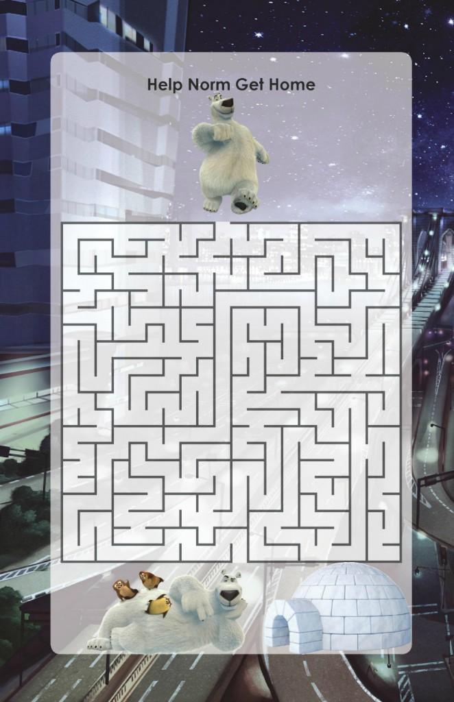 NormOfTheNorth-Maze