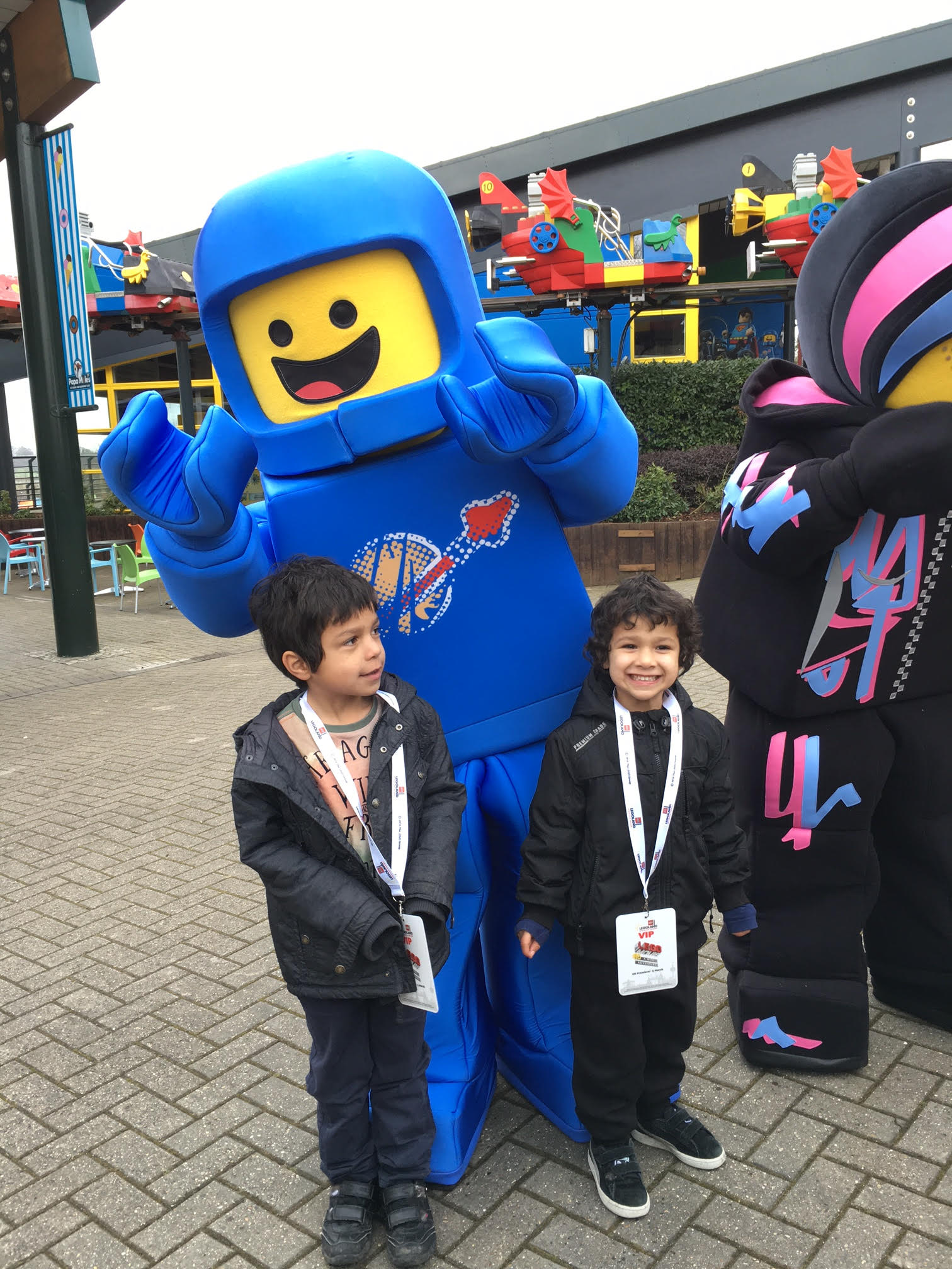 new 4d adventure at legoland windsor, premiere