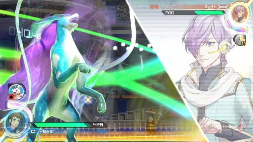 pokken tournament screen shot