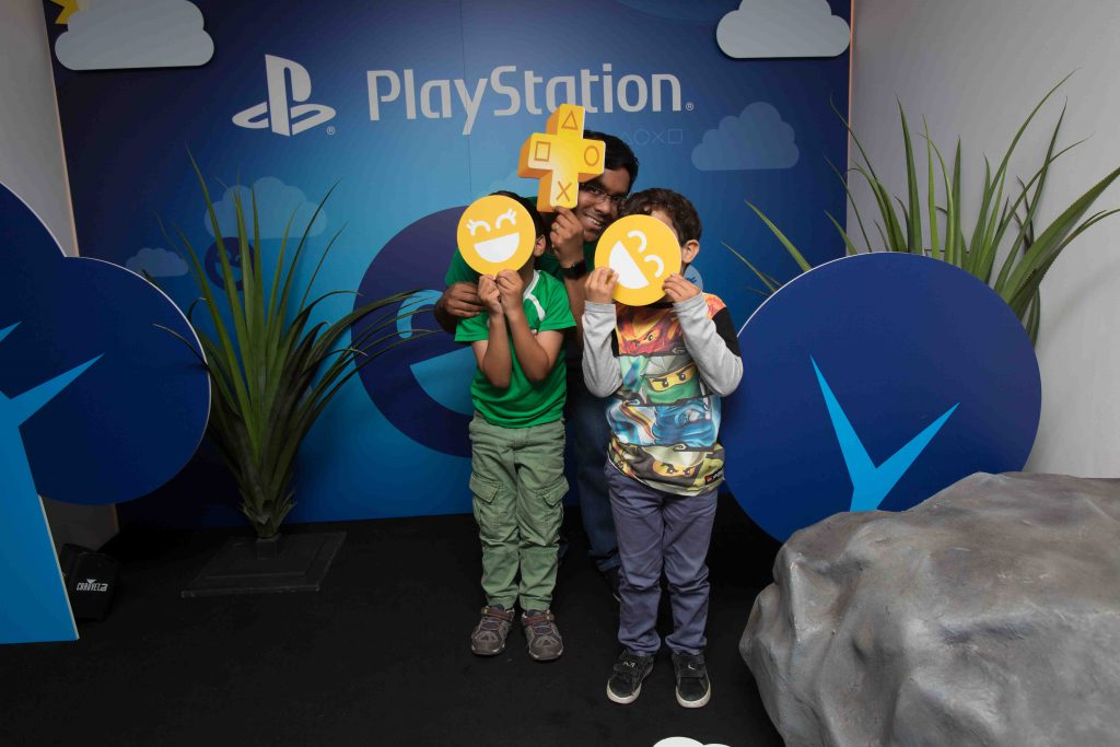 Playstation Kids and Parenting Event Bible Event @9 Adams Street,W1