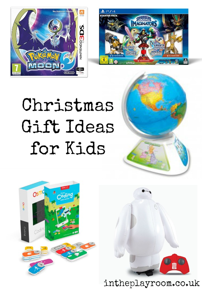 Christmas gift ideas for kids, ages 5+