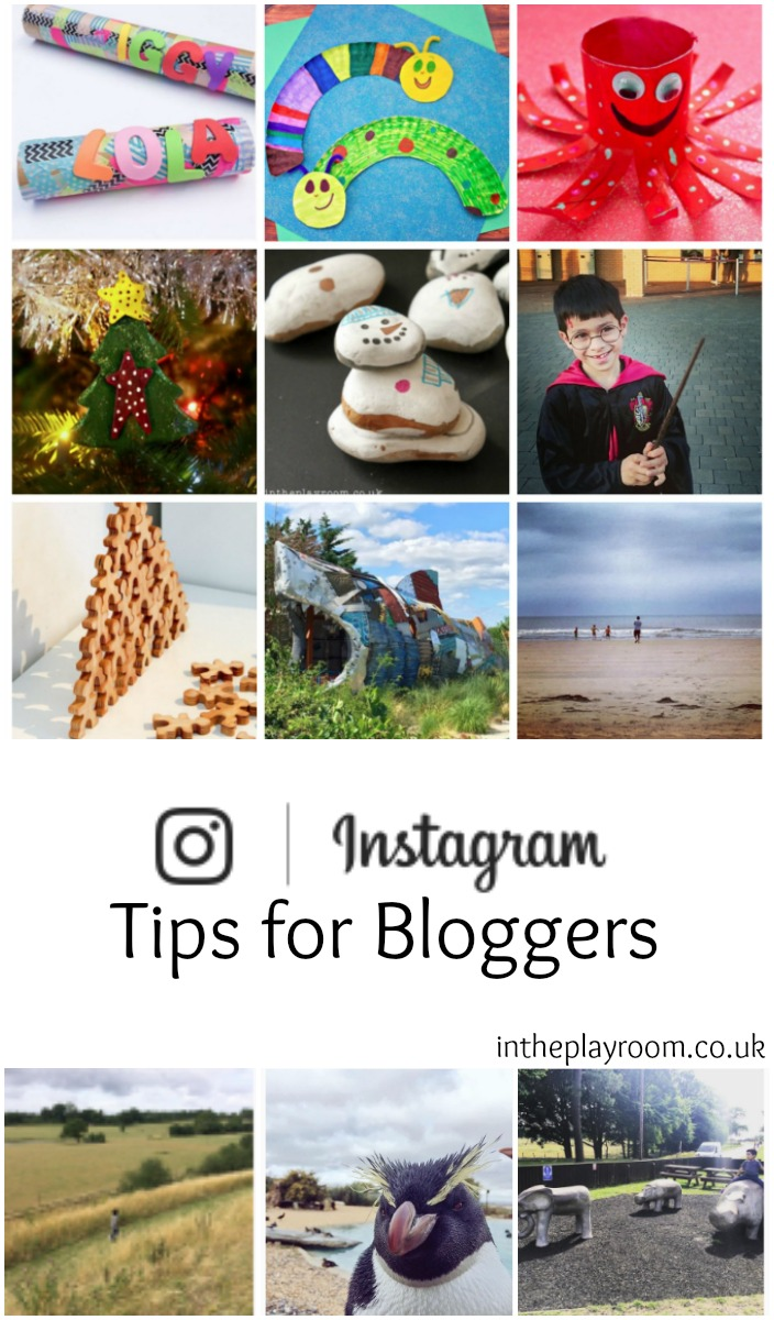 Instagram tips for bloggers, with ideas on photography, hashtags and great accounts to follow