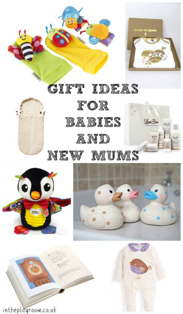 gift ideas for babies and new mums