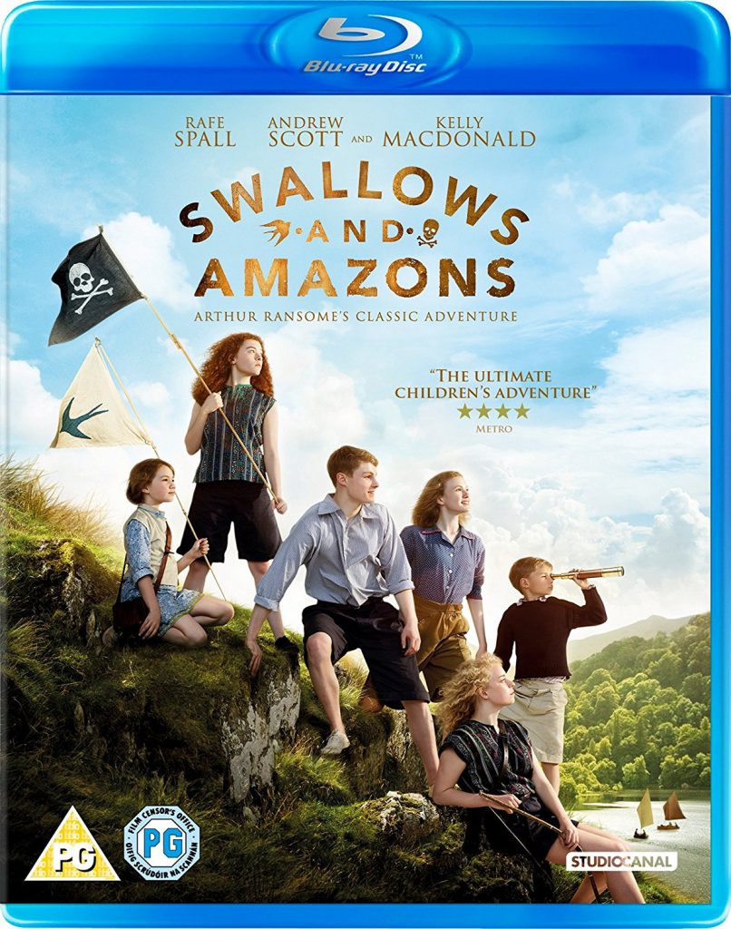 swallows and amazons blu ray