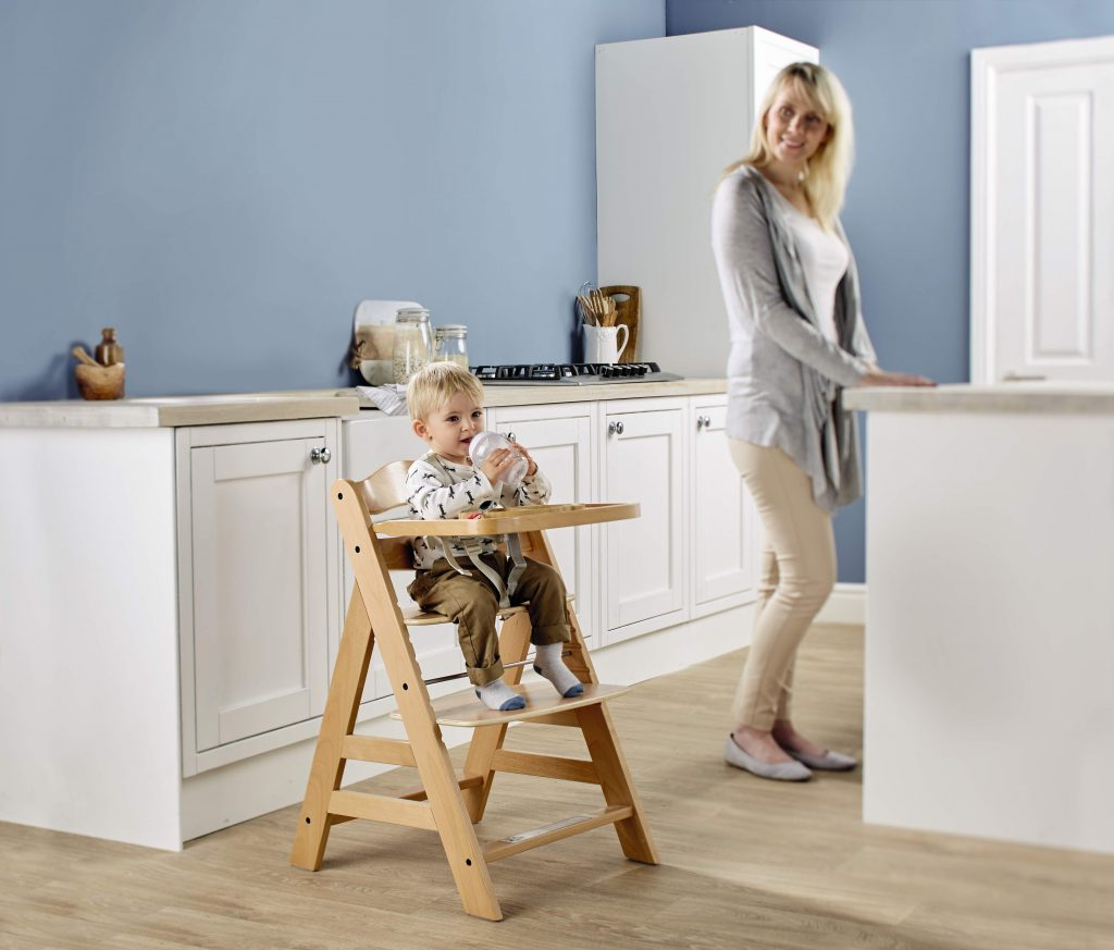 wooden baby high chairs uk sling back aldi and toddler event in the playroom