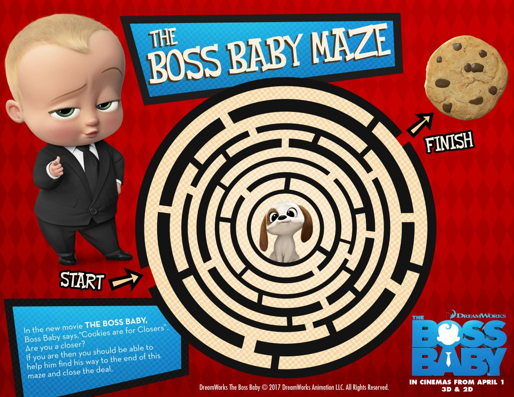 The Boss Baby Movie Review and