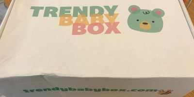 Trendy Baby Box Review and Giveaway