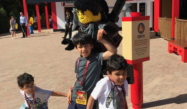 New LEGO Ninjago World at Legoland Windsor #NinjasInTraining