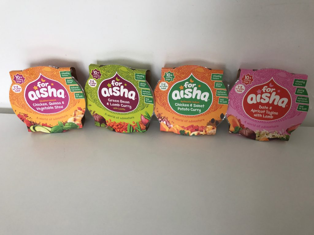 For Aisha Halal Baby Food Review Hamper Giveaway In The
