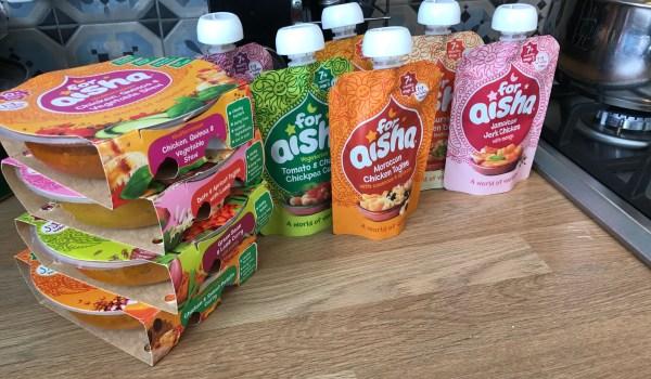 For Aisha Halal Baby Food Review & Hamper Giveaway