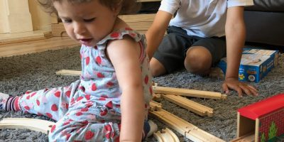 Ways to Play with Wooden Railway