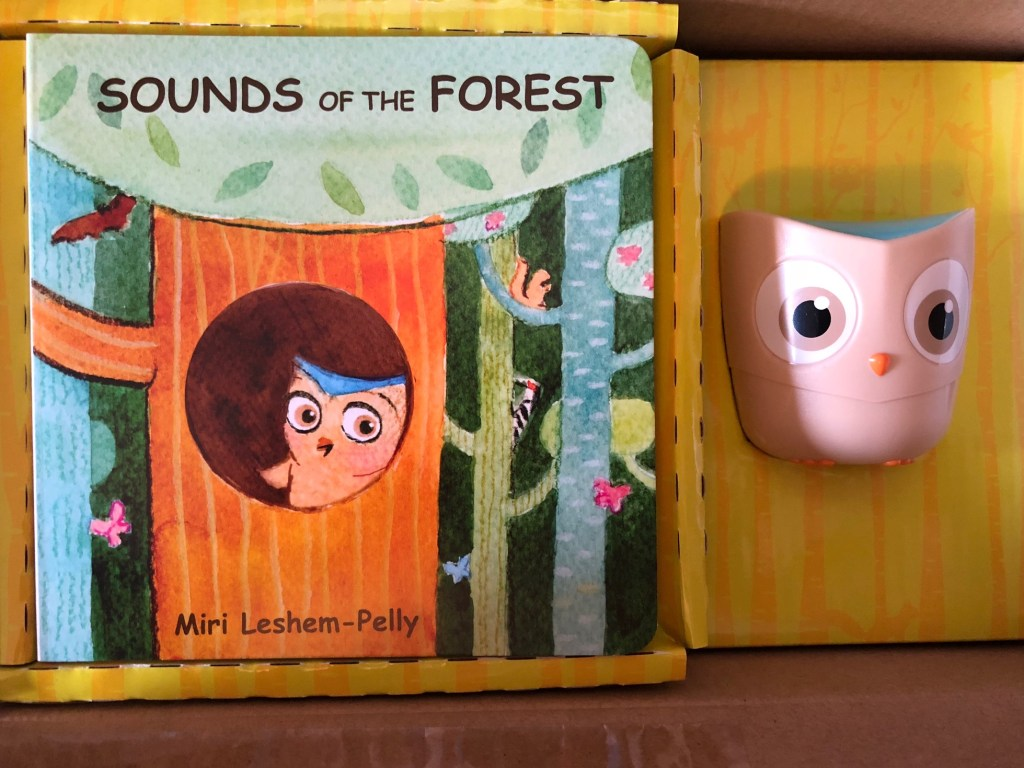 Halilit Sounds of the Forest Book & Instrument Gift Set Review - In