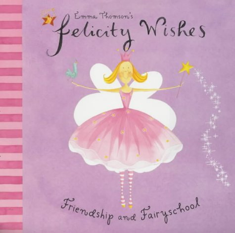 felicity wishes book