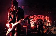 Michael Amott, guitar, Spiritual Beggars