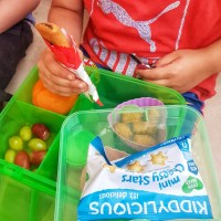 Healthy School Lunch Box Ideas + Giveaway with Kiddylicious