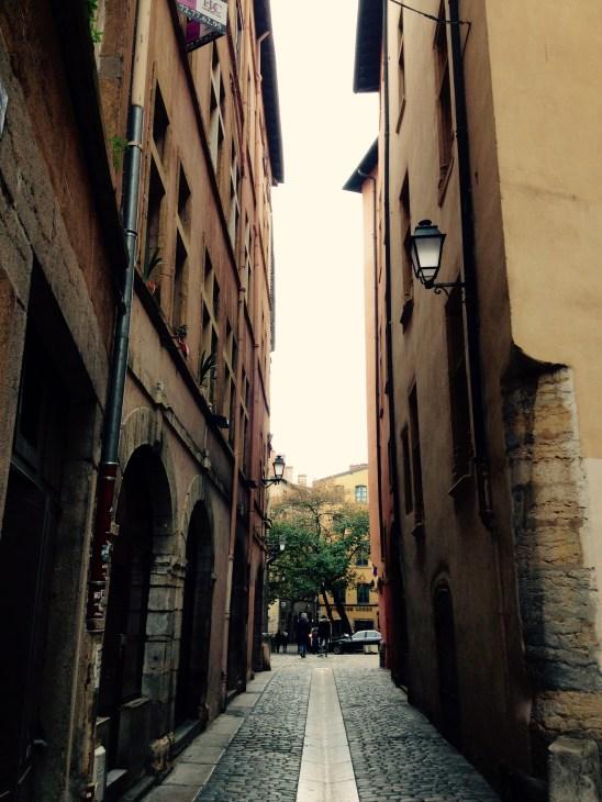 Le Vieux Lyon.