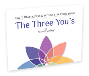 The Three Yous by Roxanne Darling, cover image