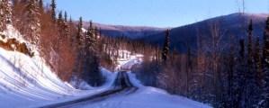 Canada Winter Road