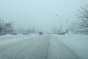 Windsor Snowstorm