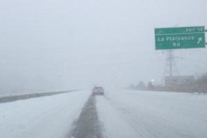 I-75 Whiteout