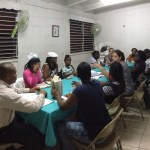 Deaconess training at St. Andrew, Kingston, Jamaica