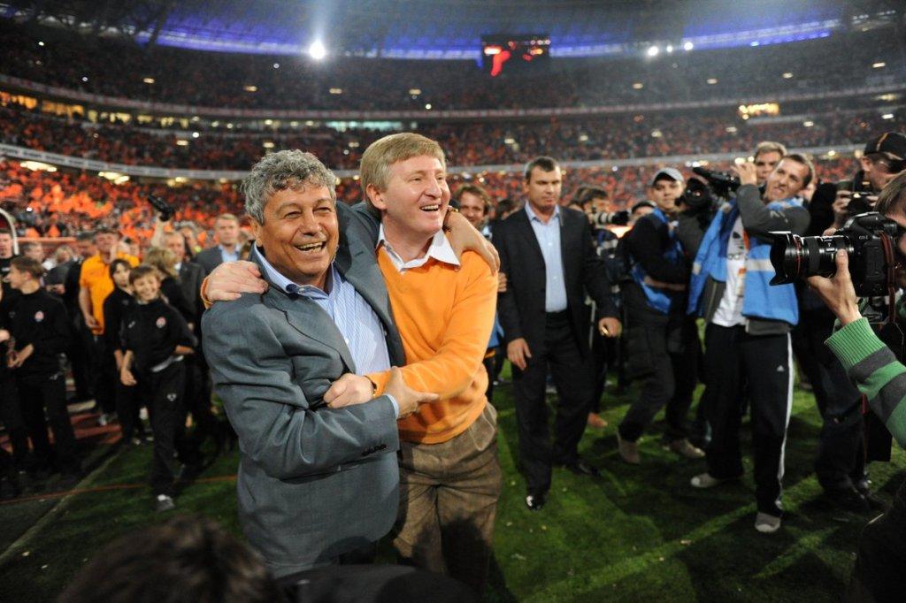 Αχμέτοφ και Λουτσέσκου