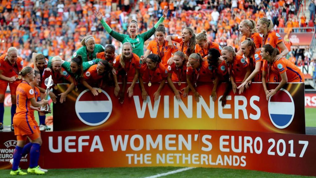 Μίντεμα και εθνική Ολλανδίας