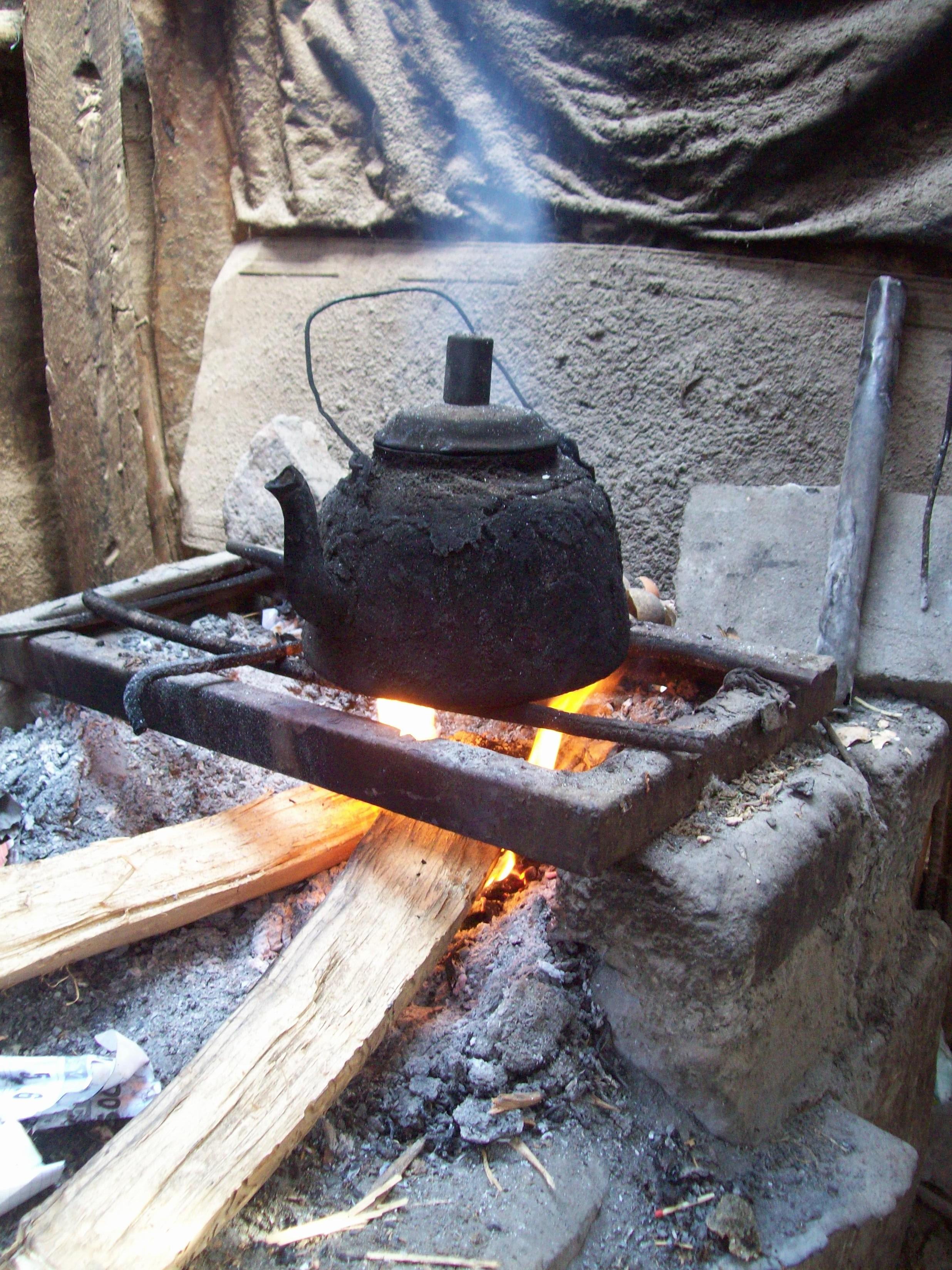 La cocina solar  Inti Arequipa