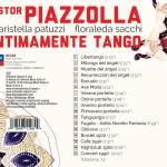 CD Astor Piazzolla, Floraleda Sacchi, Maristella Patuzzi, Decca 4811489