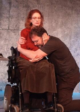 Lisa Pelikan and Tim Cummings