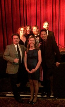 2014 BEST Award winners, with Biller Foundation Executive Director Sarah Lyding