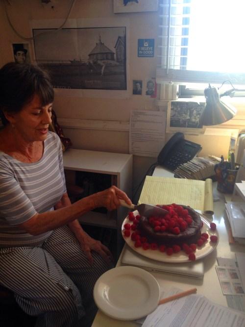 Happy Birthday, Deborah!